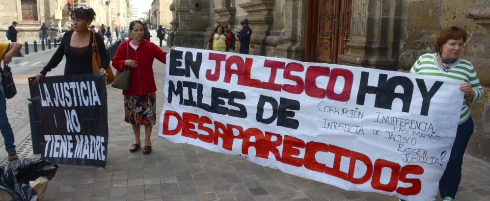 2015: Los Derechos Humanos en Jalisco, otra vez en vilo